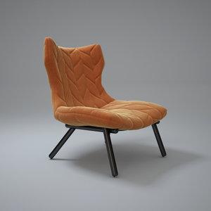 maya kartell-foliage-chair