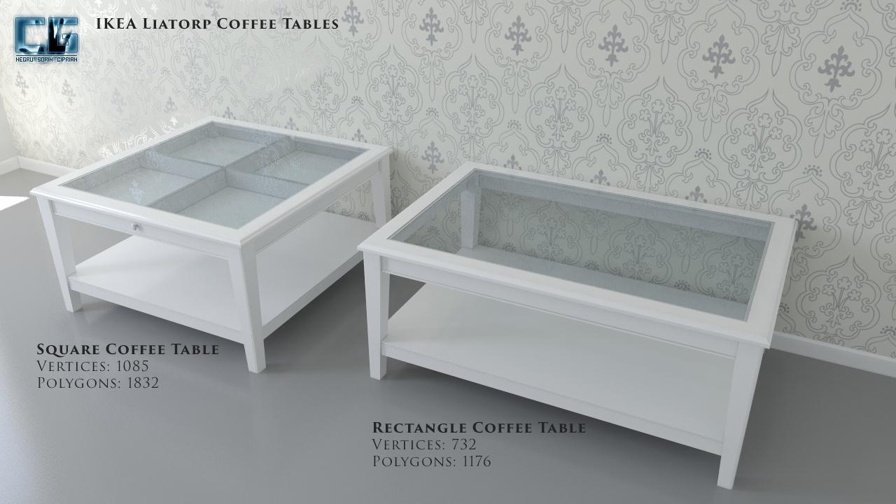 Ikea Liatorp Coffee Tables