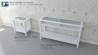 ikea liatorp table sofa 3ds