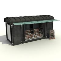max newspaper stand