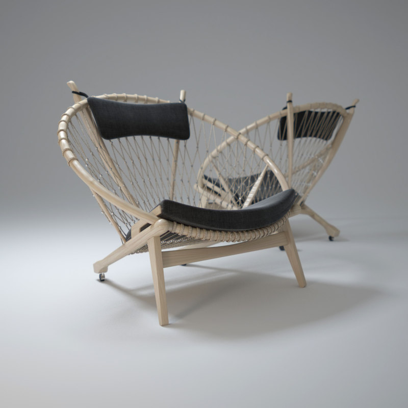 obj the-circle-chair