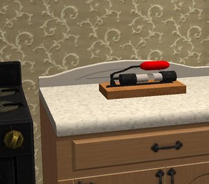 victorian nutcracker nut 3d obj