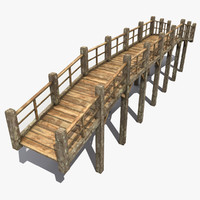 Old wooden Bridge 11