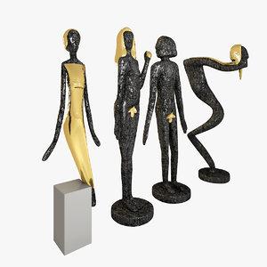 olbram zoubek statues max