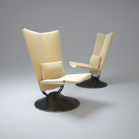 3d pierre-paulin-anneau-armchair model
