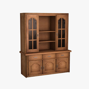 3d model wood furniture