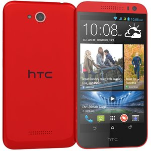 s htc desire 616 red