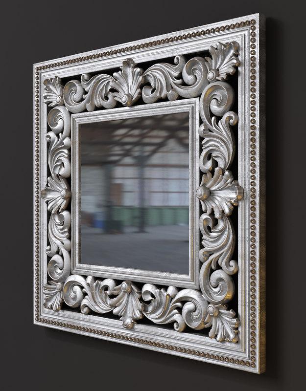 3d mirror