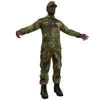 max sergeant soldier
