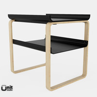 artek table 915 3d model