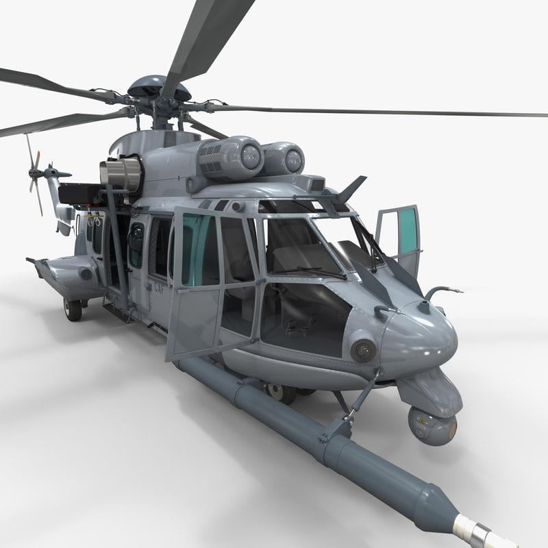 eurocopter ec725 caracal tactical max