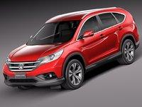 Honda CR-V 2014 Euro