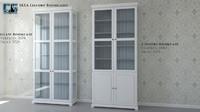 Ikea Liatorp Bookcase / shefing01