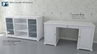 max ikea liatorp sideboard desk