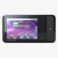 MP3 and Video Player Creative ZEN Touch 2