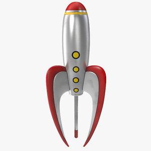 toy rocket max