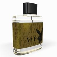 vip playboy perfume 3ds
