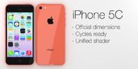 3d iphone 5c