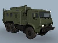 Kamaz-43114 R-142NSA
