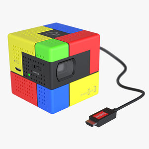 3ds portable projector smartbeam