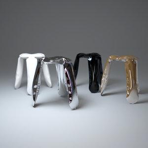 plopp-chair 3d model