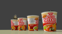 Nissin Cup Noodle Tom Yum Shrimp