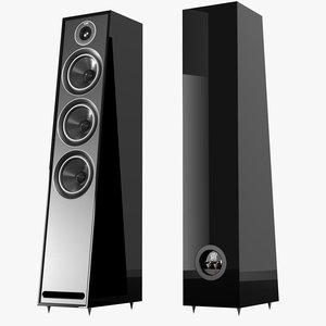 max acoustic energy ae 305