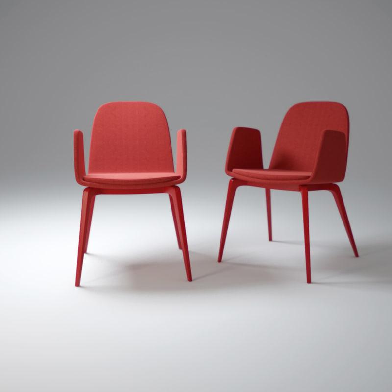 bob-armchair 3d max