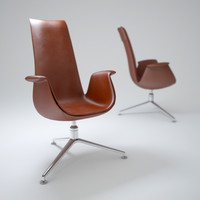 3ds max fk-lounge-chair-hb