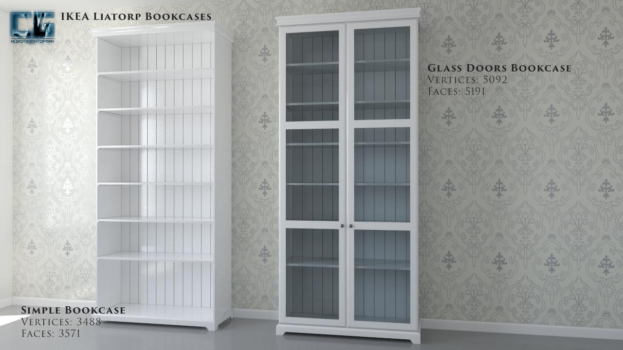 Ikea Liatorp Bookcases Shelving 2