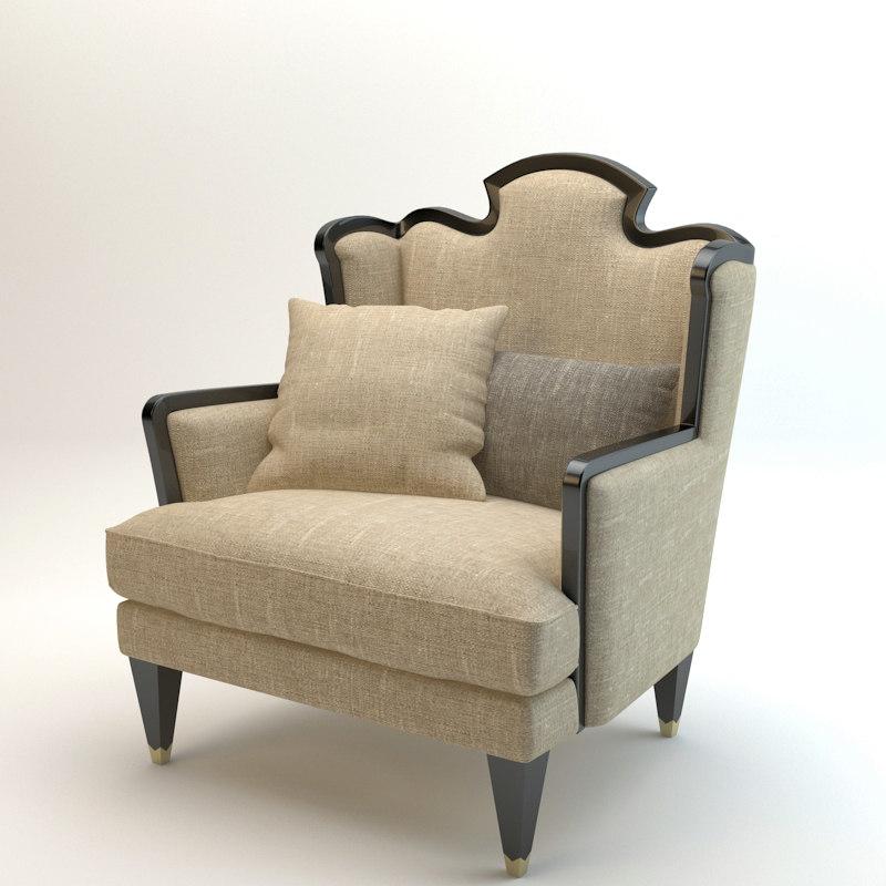 max bizzotto montmartre armchair