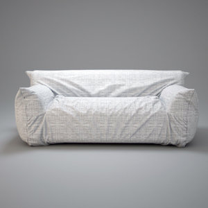 3d nuvola 10 sofa