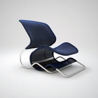 tibia-chair 3d max