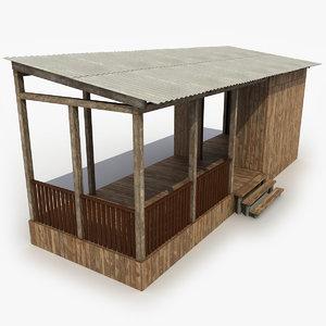 veranda ed 3d