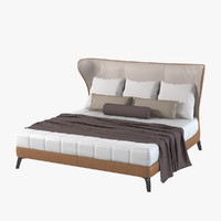 Poltrona Frau Mamy Blue Bed