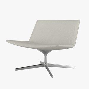 arper catifa chair 3d max