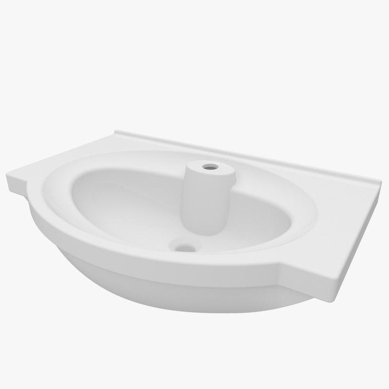 washbasin 610 300 max