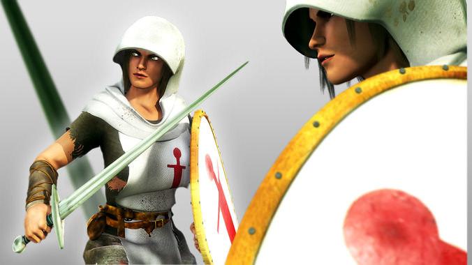 santiago warrior xiii century ma
