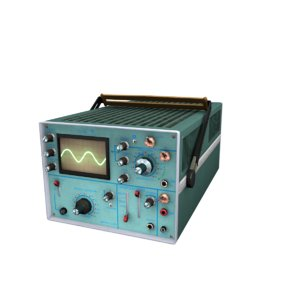 maya oscilloscope