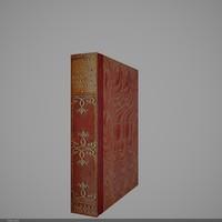 3d model book 11