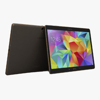 Samsung Galaxy Tab S 10.5 & LTE Titanium Bronze