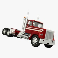 Mack Superliner Daycab