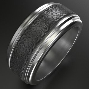 3d ring celtic accessories