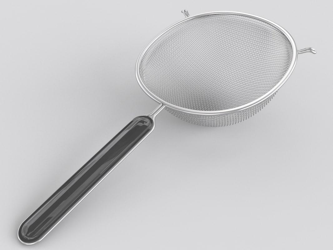 colander 3d model