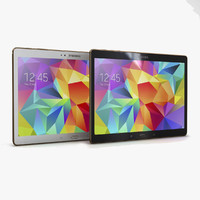 Samsung Galaxy Tab S 10.5 & LTE All Color