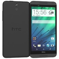 htc desire 610 black obj
