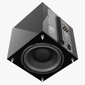 acoustic energy ae 308 3d model