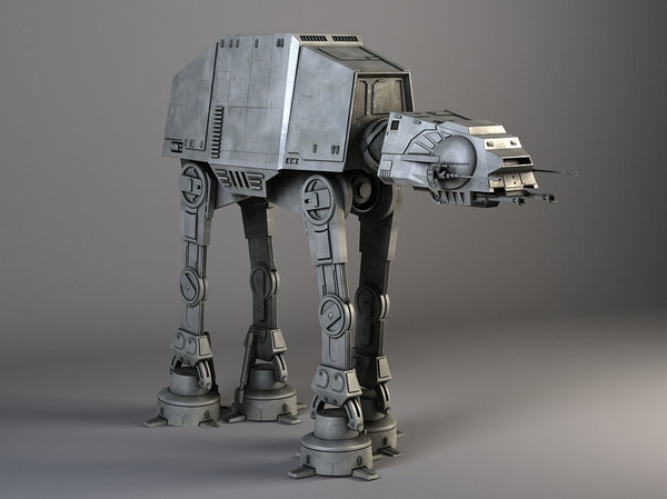 3ds star wars at-at