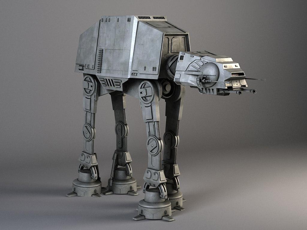 3ds Star Wars At At