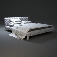 beds-windsor-dream 3d max